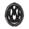 Rudy Project Rush Helmet Black-Red Fluo (Shiny)